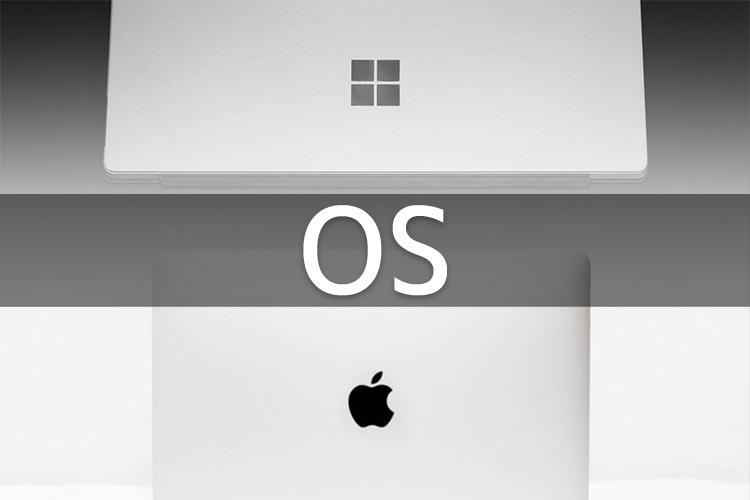 オペレーションシステムはパソコンにとって重要な要素です
