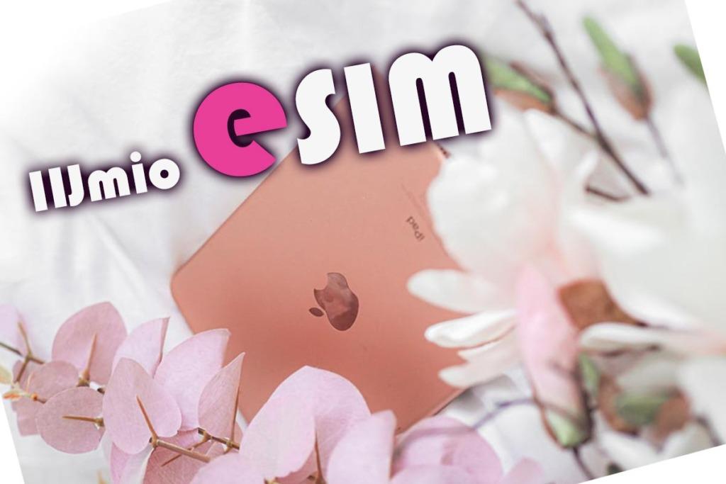 IIJmioのeSIMサービス、データプランゼロを解説
